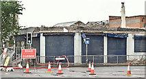 J3374 : Magnet House (demolition), Belfast - June 2016(5) by Albert Bridge