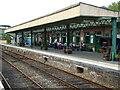 SX5994 : Okehampton Station by Chris Allen