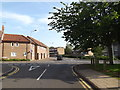 TL8782 : Guildhall Street, Thetford by Adrian Cable