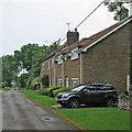 SK9482 : Cammeringham: Blackthorn Lane by John Sutton