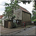 SK7452 : Rolleston: Lucy's Vicarage Tea Rooms by John Sutton