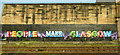 NS5864 : People Make Glasgow mural by Thomas Nugent