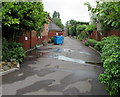 ST4770 : Entrance to Silver Trees Care Home, Nailsea by Jaggery