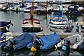 SW8235 : Mylor Yacht Harbour (official designation) by Michael Garlick