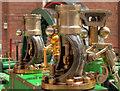 SD6909 : Steam Engine Close Up, Bolton Steam Museum by David Dixon