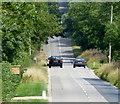 SP8424 : Dunton Road towards Stewkley by Mat Fascione