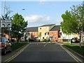 TL1896 : Drake Avenue joins London Road by Steve Daniels
