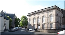 H8745 : Armagh Public Library by Eric Jones
