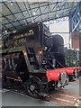 SE5951 : Evening Star, York Railway Museum, York, Yorkshire by Christine Matthews