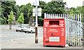 J3477 : Recycling bin, Belfast (June 2016) by Albert Bridge