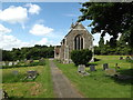 TM0750 : St.Mary's Church, Willisham by Adrian Cable