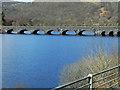 SN9163 : Garreg-Ddu Viaduct and Submerged Dam by David Dixon