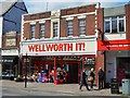 SO7137 : Wellworth it! - The Homend by John M