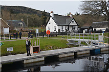 NH6140 : Highland : Caledonian Canal by Lewis Clarke