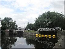 TQ3783 : Old Ford Lock, Lee Navigation by John Slater