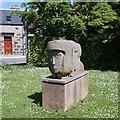 NJ5239 : Sculpture by Bill Harrison