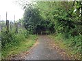TQ6552 : Old Church Road, East Peckham by Chris Whippet