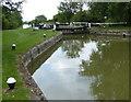 SP9318 : Ivinghoe Bottom Lock No 32 by Mat Fascione