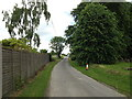 TM0846 : Flowton Road, Flowton by Adrian Cable