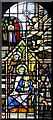 TL0221 : St Peter, Dunstable Priory - Stained glass window by John Salmon
