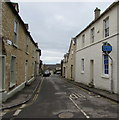 SO8700 : Well Hill unsuitable for HGVs, Minchinhampton   by Jaggery