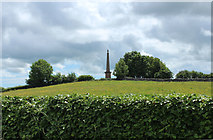 NX4355 : Martyrs' Monument, Wigtown by Billy McCrorie