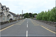 NX4355 : New Road, Wigtown by Billy McCrorie
