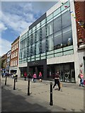 SO8554 : M&S in Worcester High Street by Philip Halling