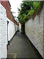 SO8933 : Well Alley by Philip Halling