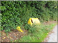 SH8075 : The end of a bin by Richard Hoare