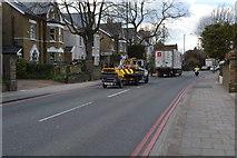 TQ1977 : A205, South Circular Road by N Chadwick
