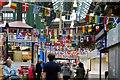 SE3033 : Kirkgate Market, George Street, Leeds by Mark Stevenson