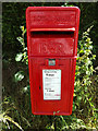 TM1246 : 2 Paper Mill Lane Postbox by Adrian Cable