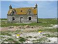 NF7070 : House at Hogha Gearraidh by M J Richardson