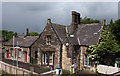 NY7063 : Station buildings - Haltwhistle -June 2016 by The Carlisle Kid