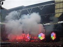 TQ1985 : Coldplay - A Head Full of Dreams Tour - Wembley Stadium - 2 by Richard Humphrey