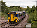 NY5559 : 156451 approaching Brampton station - June 2016 by The Carlisle Kid