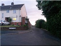 SZ0796 : Northbourne: Dudley Gardens from Dudley Road by Chris Downer