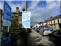 H4572 : Vote Remain poster, Omagh by Kenneth  Allen