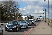 TQ1977 : South Circular Road, Kew Bridge by N Chadwick