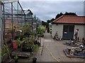 SK4866 : Glaspwell garden centre by Bob Harvey