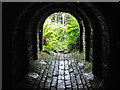 SK0598 : Old House Tunnel by Stephen Burton