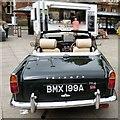 SJ9494 : Triumph TR4 BMX199A by Gerald England
