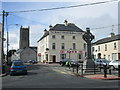 N6210 : The Market Square, Monasterevin by Jonathan Thacker