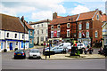 TA1101 : Caistor Market Place by Andy Stephenson