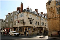 SP5106 : The Eastgate Hotel in Oxford by Steve Daniels