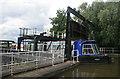 SJ6475 : Anderton Boat Lift - exiting the aqueduct by Chris Allen