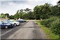 TL1698 : Footpath to Thorpe Road by David P Howard