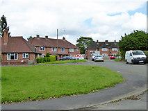 SU9567 : Coworth Close, Sunningdale by Robin Webster
