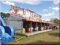 NZ2466 : Amusement Arcade, Hoppings funfair, Newcastle Town Moor by Graham Robson
